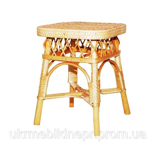 Плетеный табурет ТЛ 1 - Українські меблі від виробника в Днепре