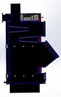 Твердотопливный котел Gratis-Flame GF-A25