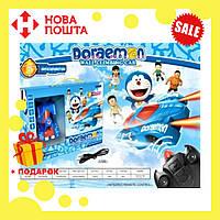 Антигравитационная машинка Doraemon 3199   радиоуправляемая машинка с пультом ДУ ездит по стенам и потолку
