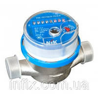 Лічильник гар. води НІК-7011М-Г-20-0-0, механічний