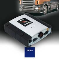 Профессиональный автосканер TEXA для коммерческого транспорта Navigator TXTs TRUCK