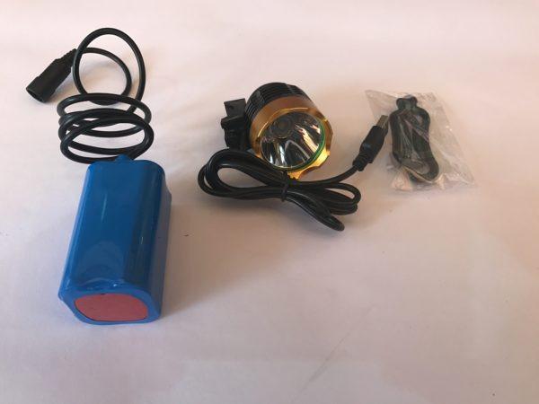 Фара GREE LED T6 (G17)