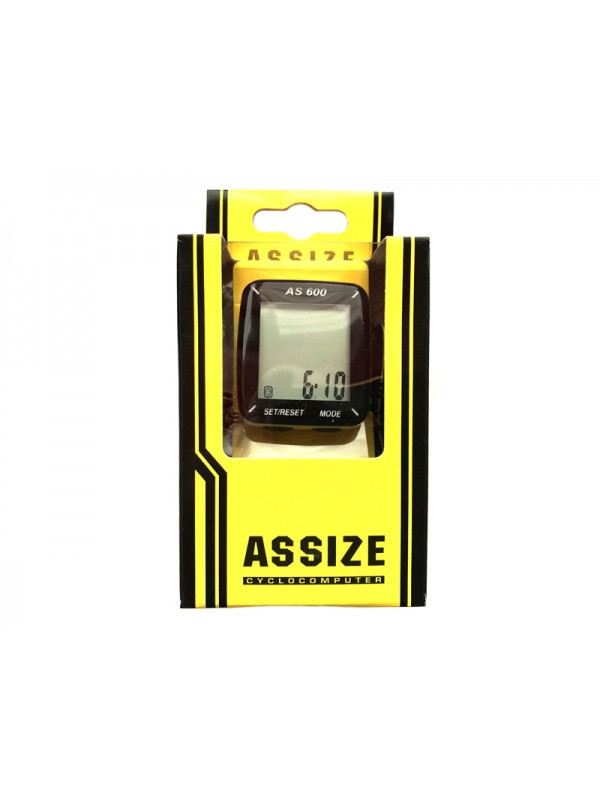 Велокомпьютер ASSIZE AS-600