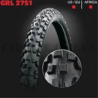Велосипедная покрышка GRL 26*2,35 + камера