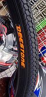 Велосипедная покрышка Deestone 26х1,3/8 + камера, фото 1