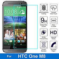 Захисне скло на HTC one M8 ( M8Ew, M8d, M8s, M8si, M8t, M8x, Dual Sim )