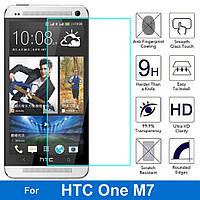 Захисне скло на HTC one M7 ( 801S, 801E, 801N, 801D, 802T, 802D, 802 Вт Dual Sim )