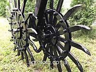 Колесо бороны ротационной (усиленное), колесо мотыги