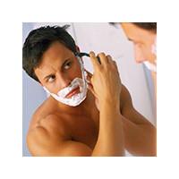 как правильно бриться мужчинам лицо, фото