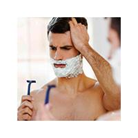 Правильно бриться мужчине бритвой, фото