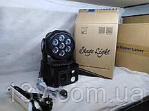 Голова Led  Big Dipper LM070s  mini moving led head