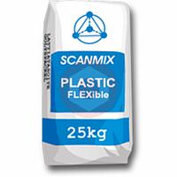 Клей для плитки Scanmix Flexible Plastic 25 кг