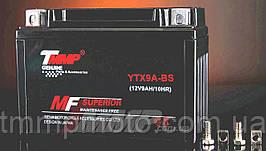 Аккумулятор 12v9a.h. MF пастовый   TMMP