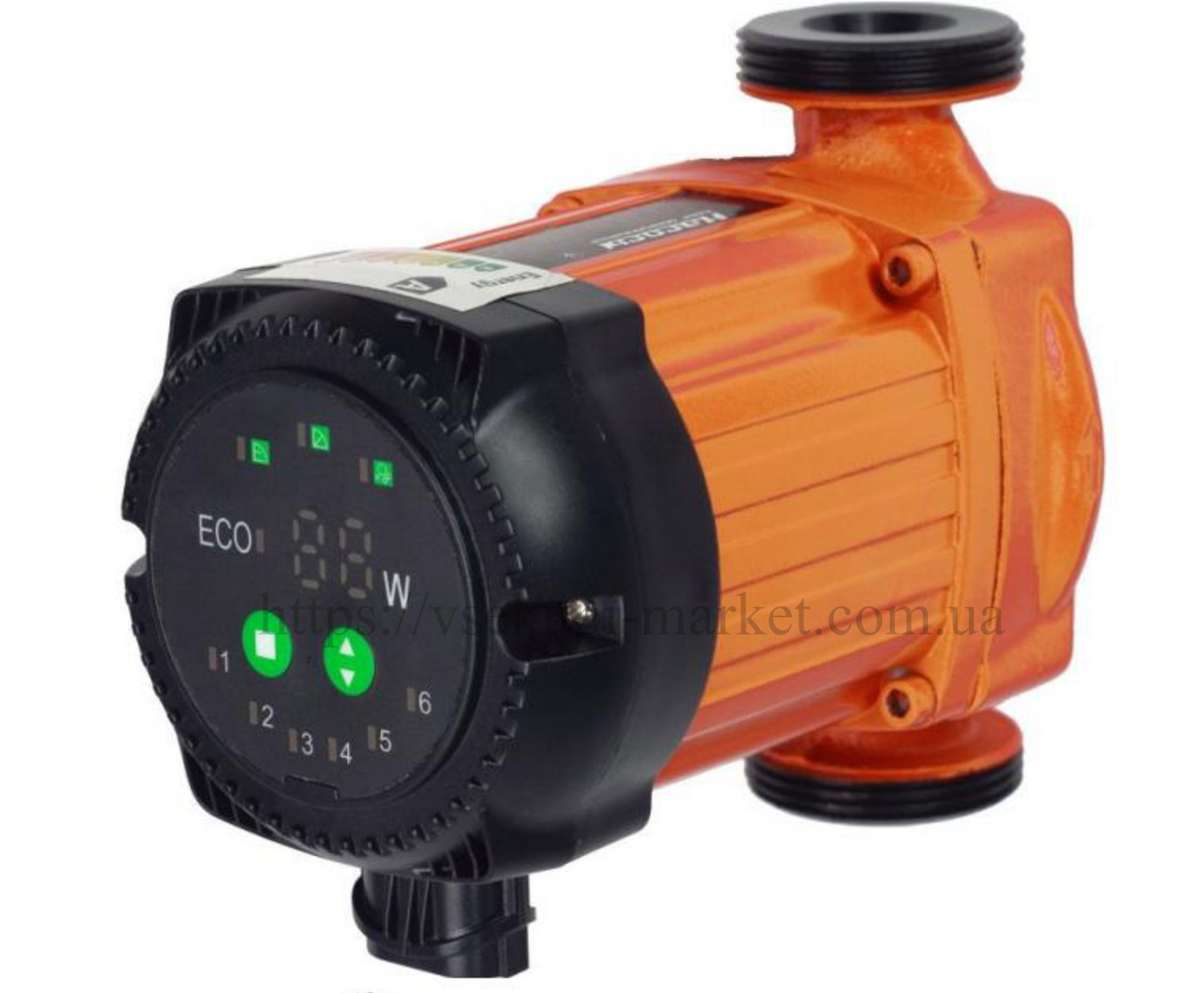 Циркуляционный насос Насосы+ BPS 25-6SM-130 Ecomax