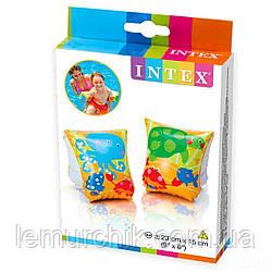 Надувні дитячі нарукавники Intex 58652