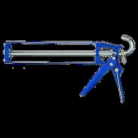 Пистолет для герметика, скелетный, металлический, усиленный, Favorit (12-009) шт.