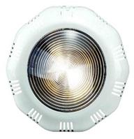 Подводный галогеновый прожектор под бетон и под лайнер многогранной формы Emaux