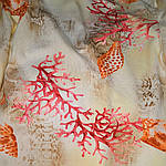 Блуза на запах итальянский трикотаж хлопок 48-50, фото 3
