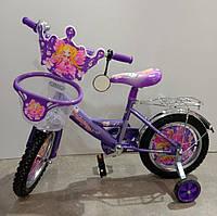 Детский велосипед Mustang 16 принцесса