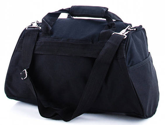 Спортивная сумка из ткани BR-S 978425377 черная, фото 2