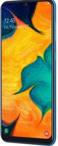 Смартфон Samsung Galaxy A30 2019 3/32 Blue (SM-A305FZBUSEK) EAN/UPC: 8801643718862