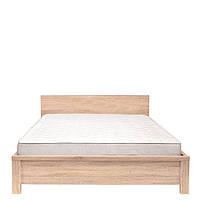 """Ліжко 140 """"Каспіан"""" від БРВ (дуб сонома), фото 1"""