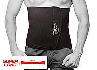 Пояс для схуднення PowerPlay 4301, 150х30 Чорний - 143787