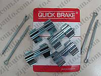 Прижимная пластина тормозных колодок LDV Convoy / DAF 400 QUICK BRAKE