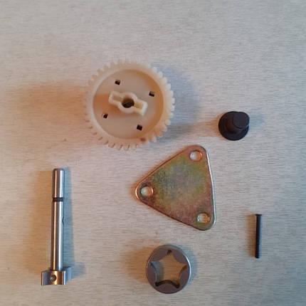 Масляный насос и шестерня Z-37 186F, фото 2