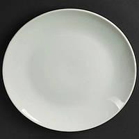 Блюдо кругле 305 мм біле.