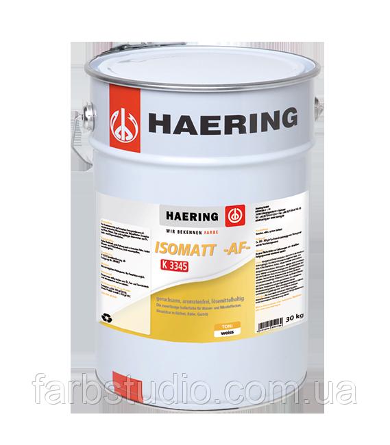 Антикоррозийная грунтующая эмаль Haering Haeraplast 1K H5 акриловая Германия
