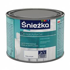 Радиаторная краска Sniezka 400мл