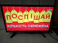 Телевизор Самсунг 24 дюйма+Т2 FULL HD 12/220v USB/HDMI LED ЛЕД ЖК DVB-T2 телевізор монитор Samsung 2