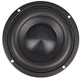 """Динамик сабвуфер 50 Вт 4"""" 116мм НЧ керамический колпак Deep Bass speaker , фото 3"""