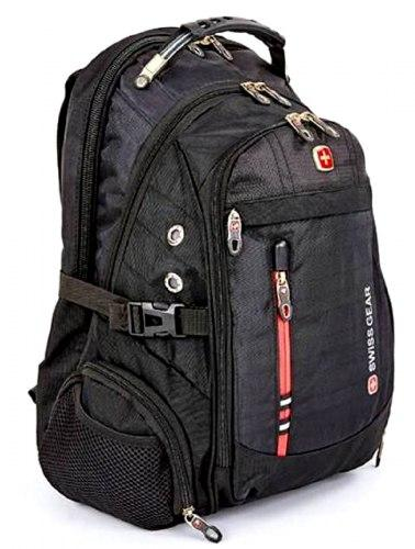 Рюкзак Swissgear Black Swiss Bag 48x20x30