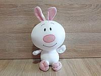 Антистрессовая игрушка заяц Кнопик