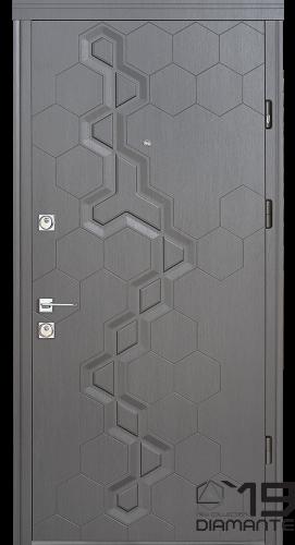 Входная дверь Страж, Diamant, Inflex