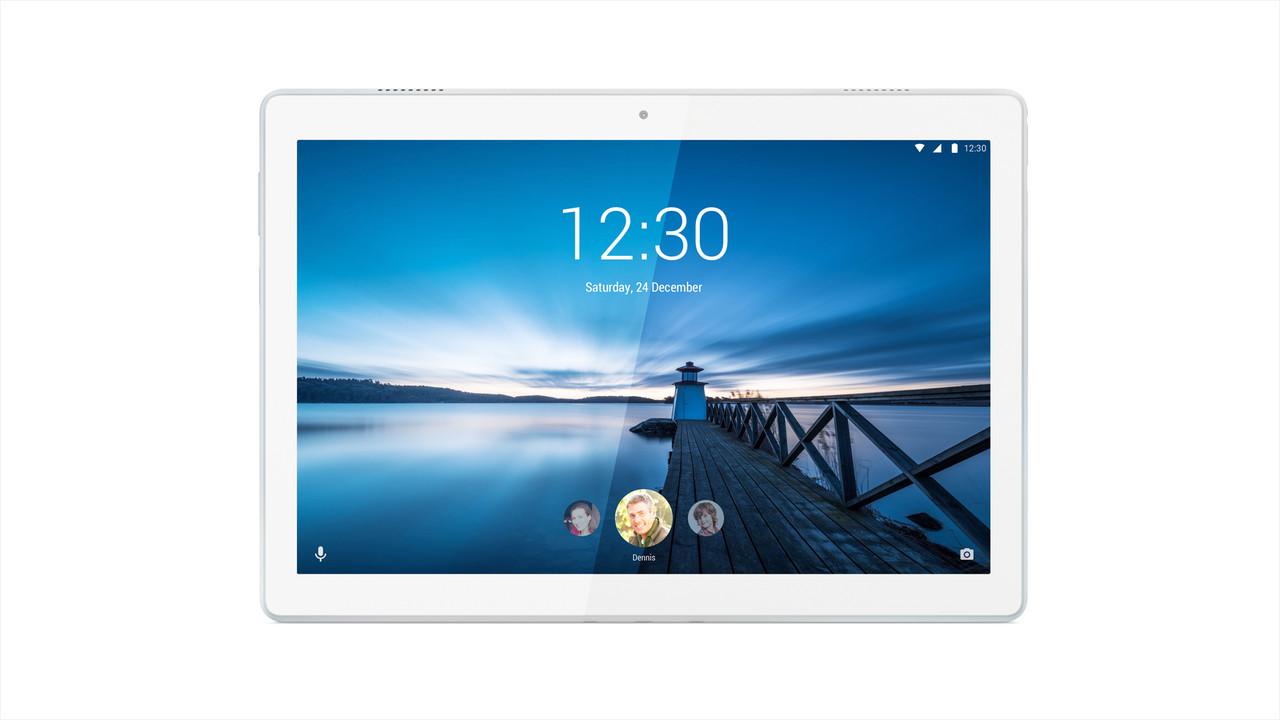 Планшет Lenovo Tab M10 X605L LTE 3/32GB Polar White
