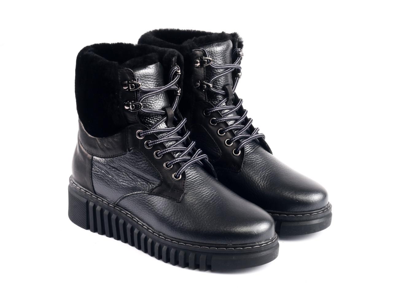 Ботинки Etor 6720-18406-14173 антрацит
