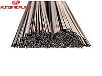 PA/GF 100 г (50/50) черный Полиамид со Стеклопластиком. Прутки электроды PA/GFдля сварки пайки РАДИАТОРЫ