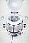 Шампурница в тандыр с поддоном для жира, фото 3
