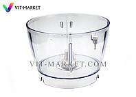 Оригинал. Чаша основная без ручки для кухонного комбайна Moulinex код MS-5909808