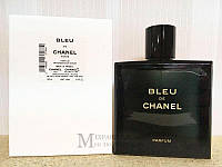 Оригинал Chanel Bleu De Chanel Parfum parfum 100 ml m TESTER Духи Мужская