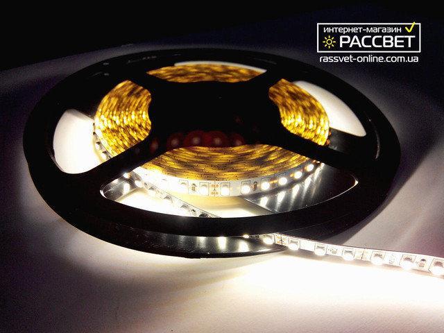 Светодиодная LED лента 2835 SMD (4,8W 9,6W 14W и 28W/m) 60 и 120LED/m
