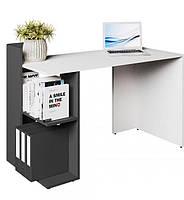 """Стіл письмовий """"HO-shelf"""" від VMV Holding 120см (графіт), фото 1"""