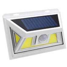Ліхтар з датчиком руху на сонячній батареї ATOMIC BEAM SUNBLAST