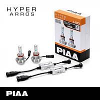 Автолампы PIAA Hyper Arros LED 4000K H8H9H11H16 комплект 2шт  Гарантия 3 года