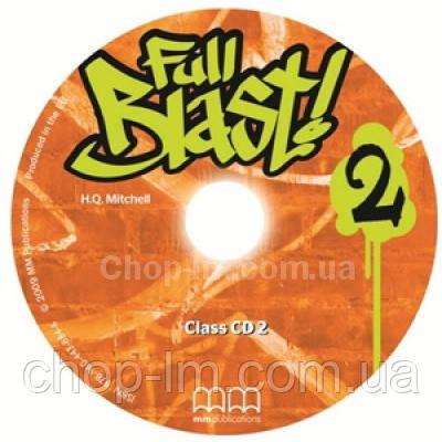 Full Blast! 2 Class CDs / Аудио диск