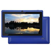 Планшет Q88 Экран 7 дюймов 512MB+4GB синий, фото 1