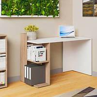 """Стіл письмовий """"HO-shelf"""" від VMV Holding 120см (дуб сонома)"""